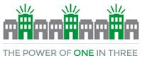 One_in_Three logo